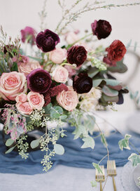 La Rue Floral Fine Art Wedding Elopement Florist Florals Colorado Destination Luxury Organic Casey LeGalley Denver Bouquet Lush Artistry25