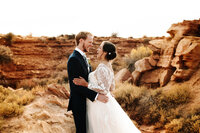Capitol Reef Utah Wedding, Photo taken by Marina Rey Photography-2909