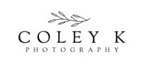 Coley K Photography Logo Asheville Wedding Photographer