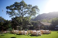 Reception space at Temecula Creek Inn Wedding Venue