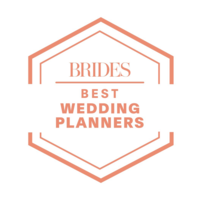 Brides Best badge circle
