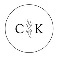 Coley K Photography Circle Logo