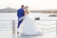 romantic wedding photography, Cabo wedding, beach wedding