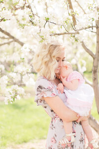 Moriah & Paisley, Idaho Motherhood-95