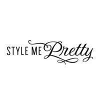 featured in style me pretty badge - - best wedding photographer nyc