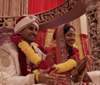 Toronto Wedding videographer Hindu