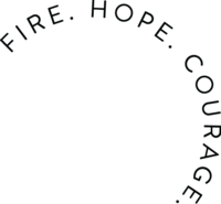 Home - Fire Hope Courage Logo