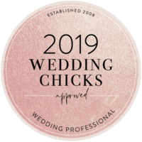 Badge - Wedding Chicks 2019 Member