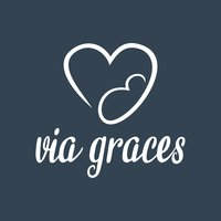 Via Graces Logo White Color 1 RGB