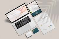 Mesmerizing Designs - Branding and Site Design for small business