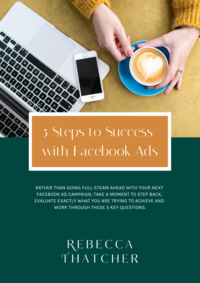 RT - 5 Steps to Success with Facebook Ads