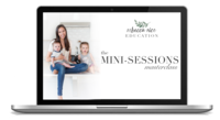 Mini-Sessions Masterclass Product Image