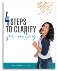 4 Steps to Clarify your Calling PDF