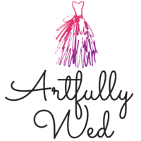 ArtfullyWed-Wedding-Blog-Logo