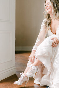 French Chateau Bridals Texas