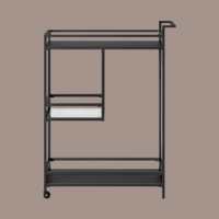 Shop My Home - Bar Cart