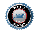 Logo for WEDJ site.