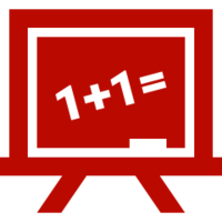 red board icon