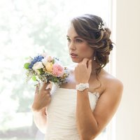 Tamborine Mountain wedding hair