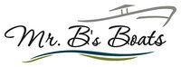 Mr. B's Boats Logo Color