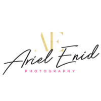 Ariel Enid Photography_Main Logo