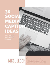 30 Social Media Caption Ideas_cover