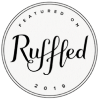 Featured on Ruffled 2019