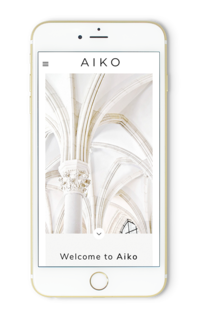 iphonegold AIKO showit theme