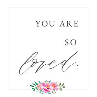 youaresoloved