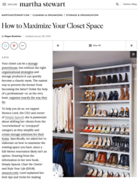 How to Maximize Your Closet Space-Simply-Spaced