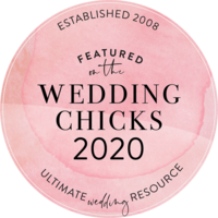 wedding chicks-badge