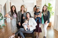 Group of Nashville female business owners
