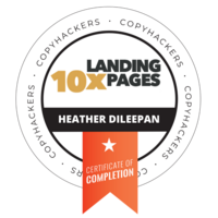 HEATHER 10xLanding Pages badge (1)