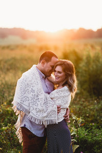 Valley Forge Park Engagement Session Photography 62