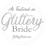 The Glittery Bride Light Grey