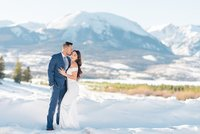 Kalahan and Sean Portland Wedding Photographer Light and Airy Destination Husband and Wife Photography Team Denver Colorado Ice Castles Engagement Session Sapphire Point Overlook_0317