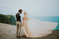 Cliffs of Moher Fairytale Ireland Elopement web-16