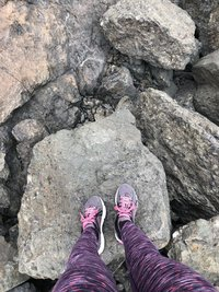 Walking on rocks - take the next step in your business