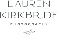 Lauren Kirkbride Photography - Custom Logo Design and Showit Website Design by With Grace and Gold - Photo - 10