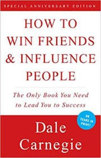 Amy & Jordan's favorite books and 1-year reading plan | How to Win Friends and Influence People | Develop People Skills
