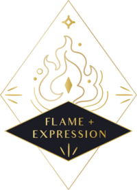 Self Sorcery_Flame + Expression