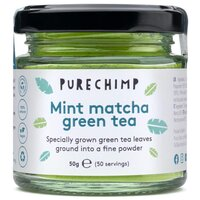 mint matcha green tea