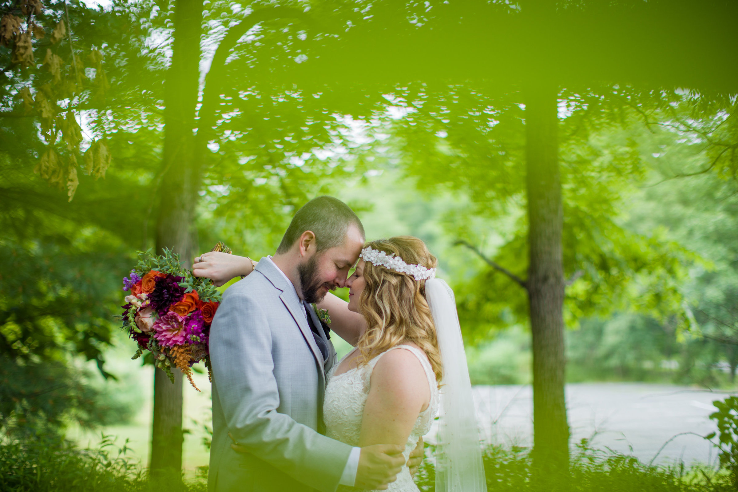 Poconos Wedding Photography