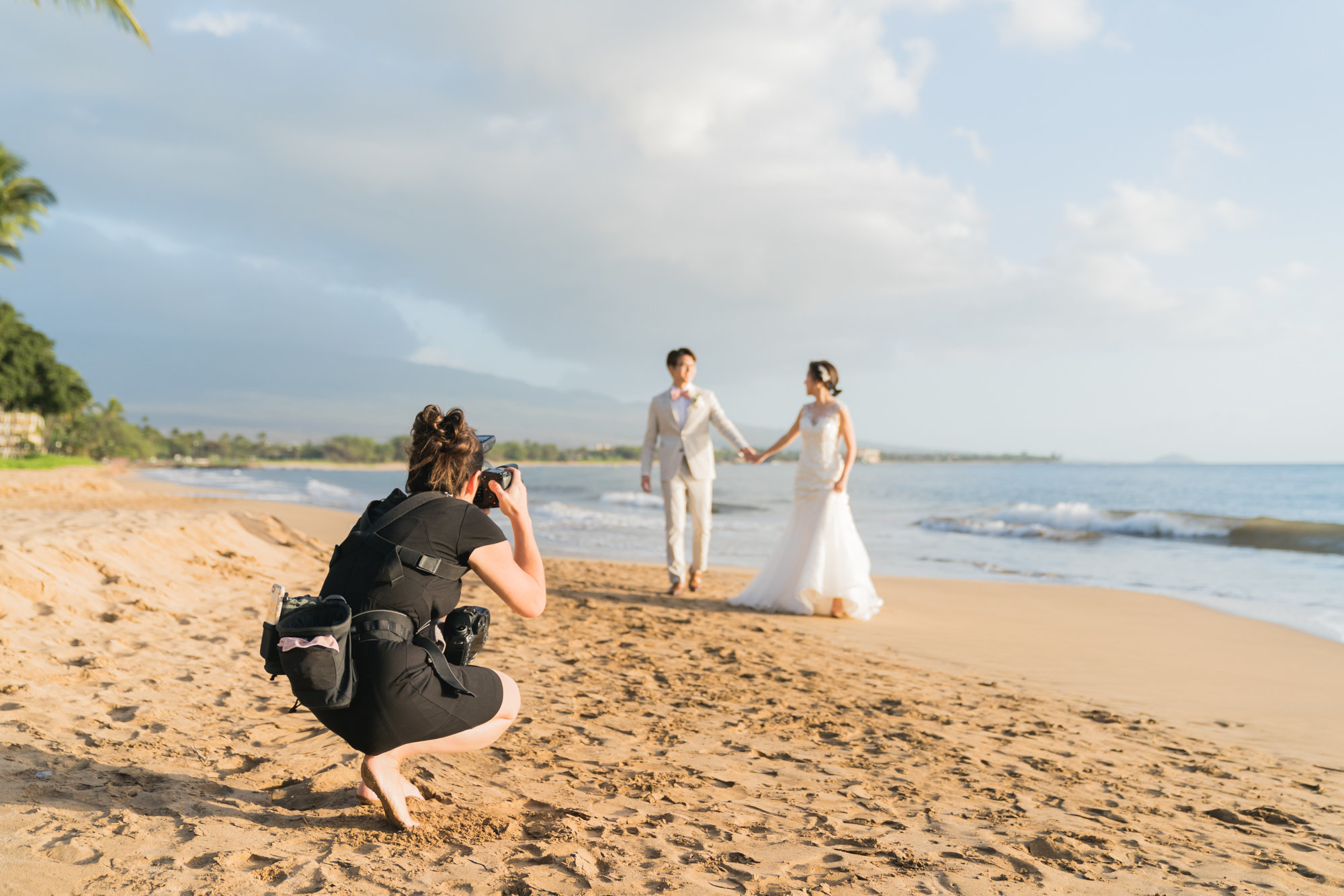The Karma Hill Photography team of Photographers for Hawaii Weddings