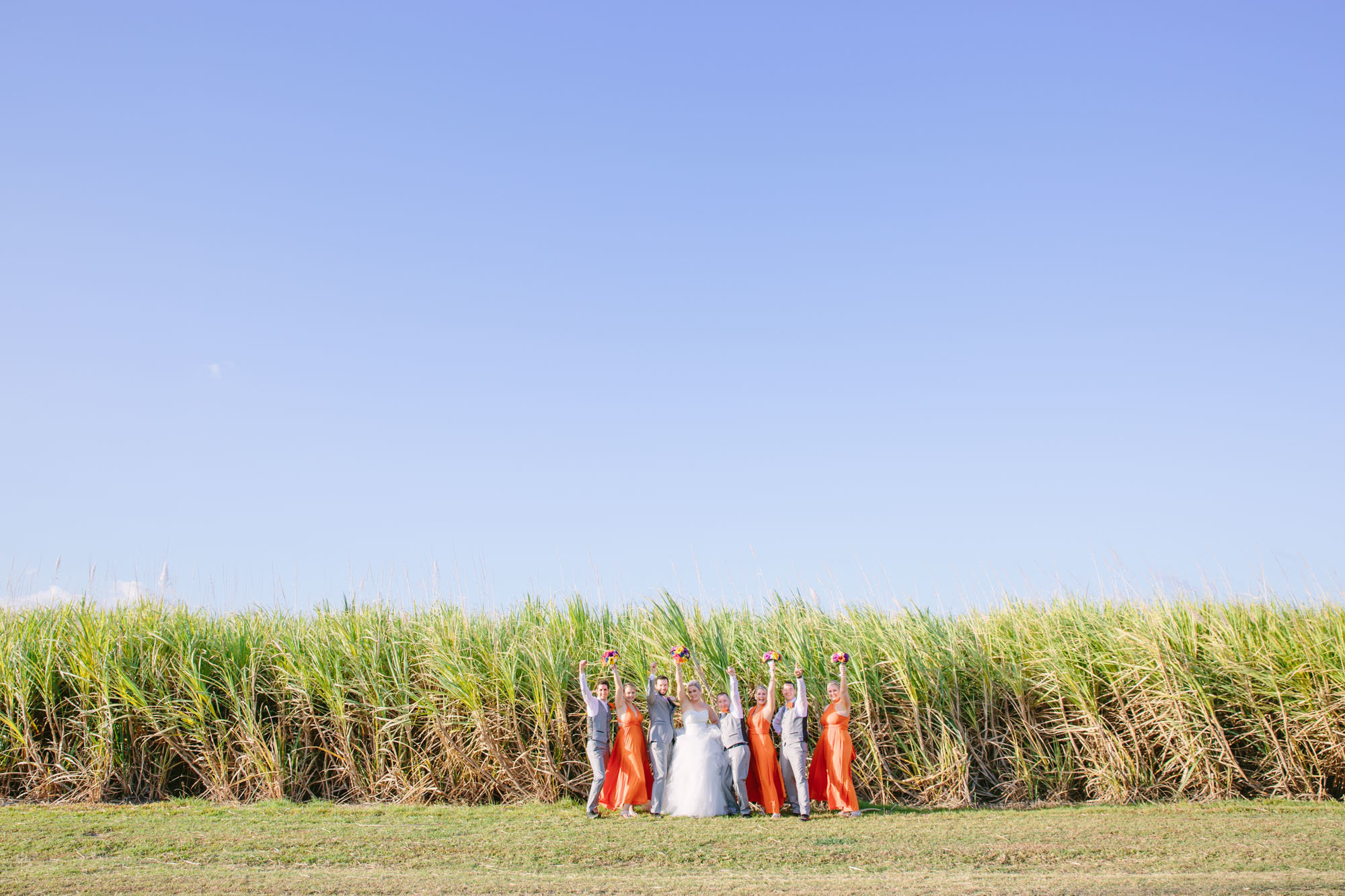 Cane Fields Wedding Photography Cairns Anna Osetroff