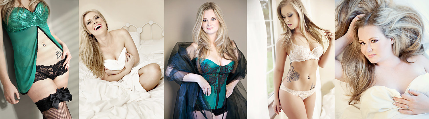 Boudoir photography-Lake Tapps