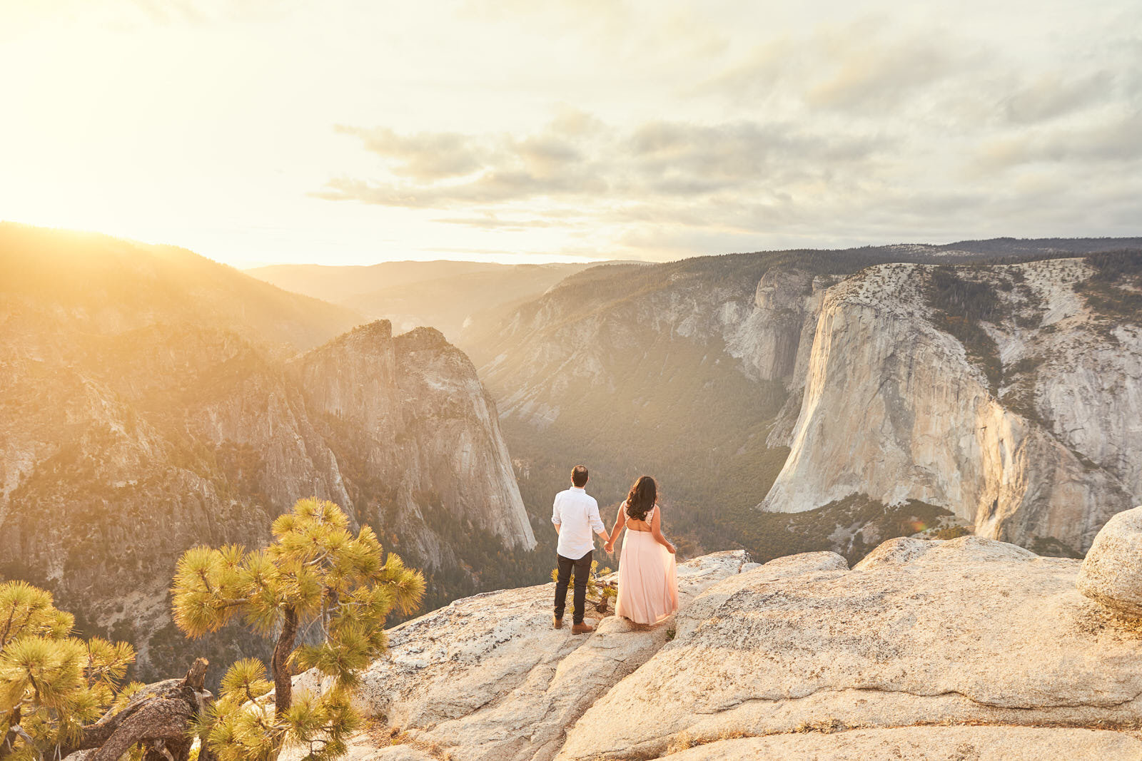 Yosemite Engagement