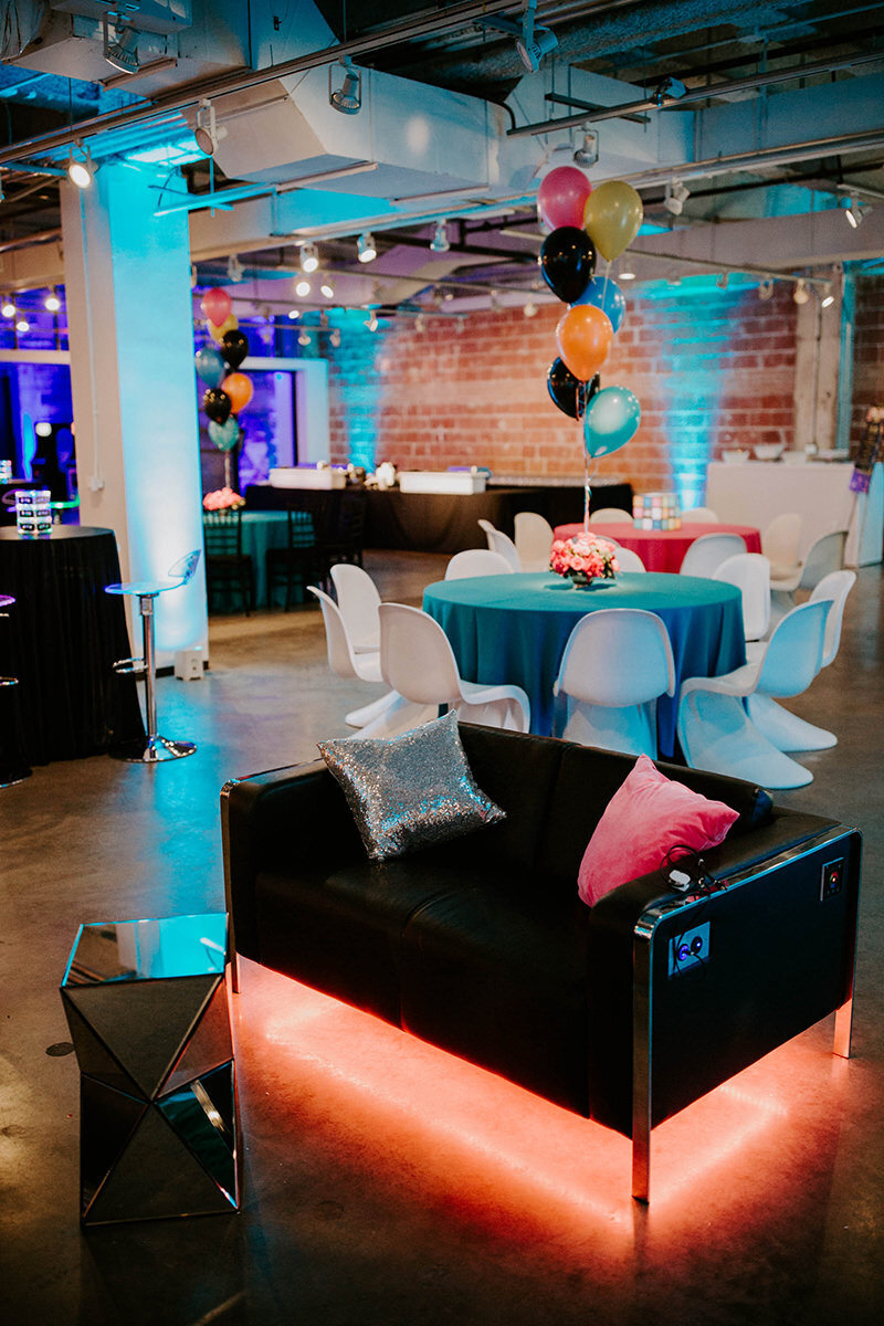 pop parties dallas corporate event planner 80s themed event 4
