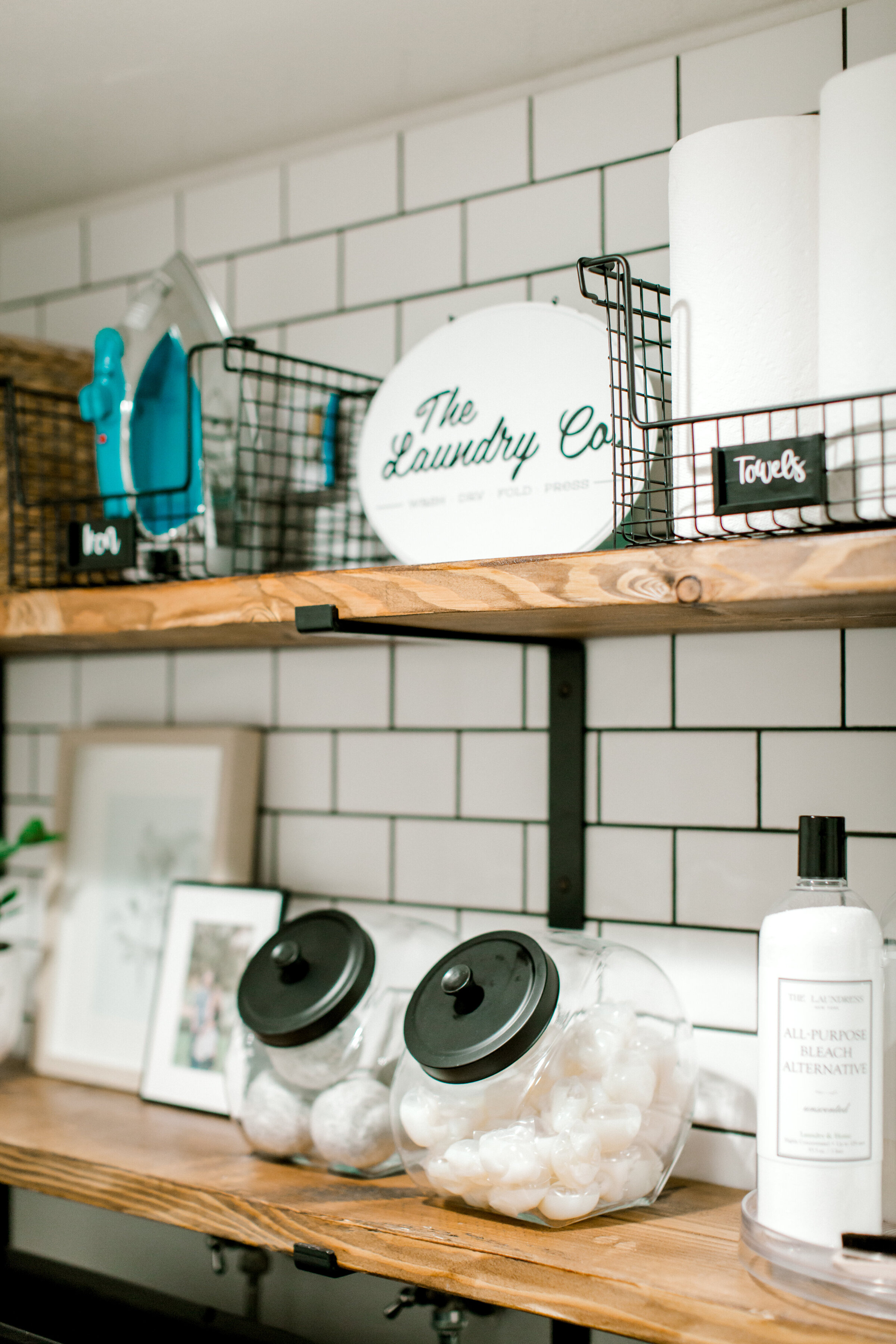 simply organized | CJ Laundry Room + Dresser (3 of 89)