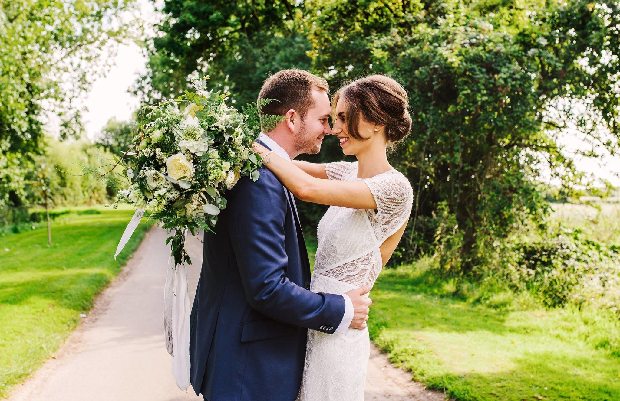 Katie drouet suffolk wedding photographer